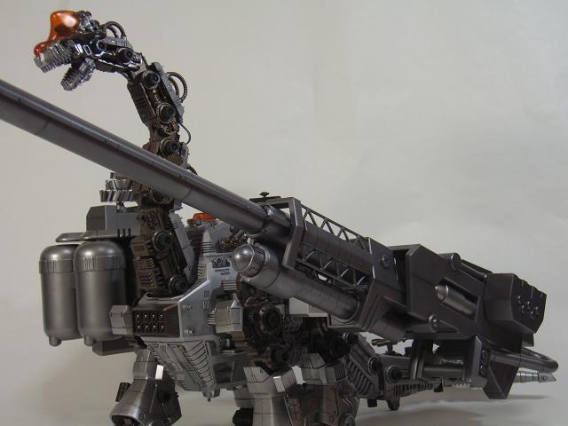 重力砲装備ウルトラザウルス制作ATさん